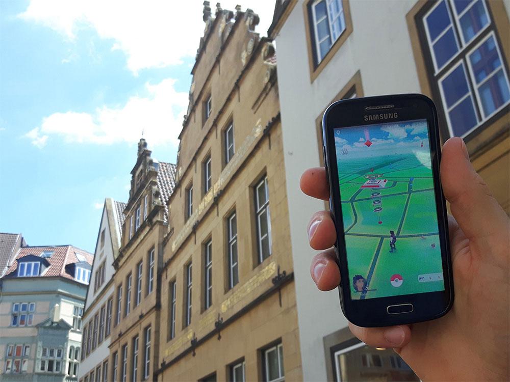Pokemon Go Arena Karte.Bielefeld Im Pokemon Go Fieber Bielefeld Jetzt