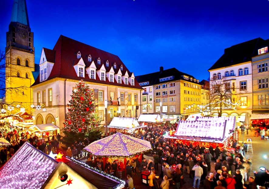 Weihnachtsmarkt 2018 | Bielefeld.JETZT
