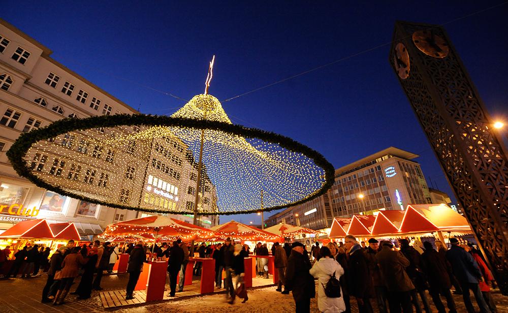 Bielefelder Weihnachtsmarkt.Weihnachtsmarkt 2019 Bielefeld Jetzt