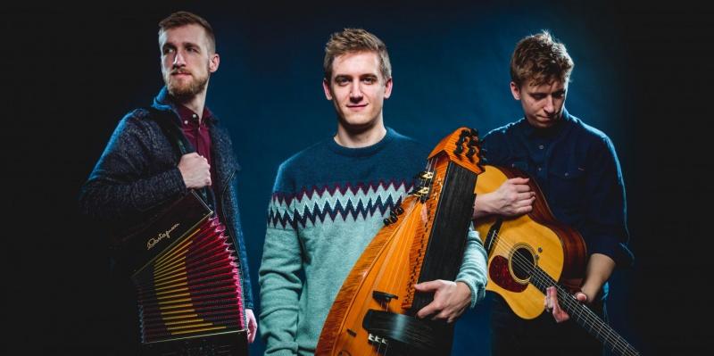 »Folkmusik aus Flandern«
